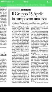 25aprile Gazzettino30gennaio2015