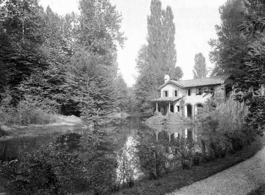 Mestre Parco Ponci 1948