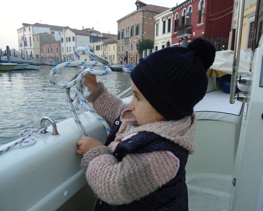 Nata a Venezia