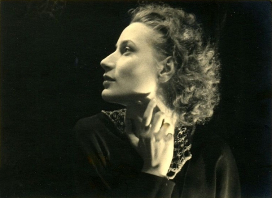 Elena Zareschi, photo d'Anna Lazzareschi
